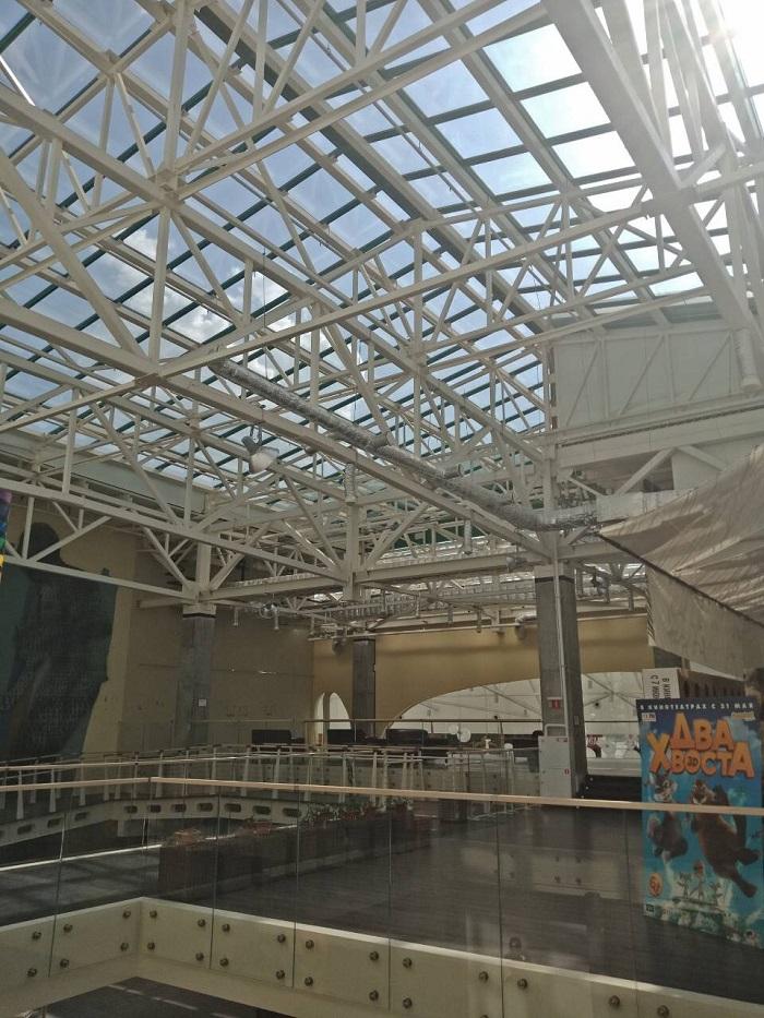 Демонтажные работы кинотеатр 5 Звезд — Т.Ц «Коллаж»